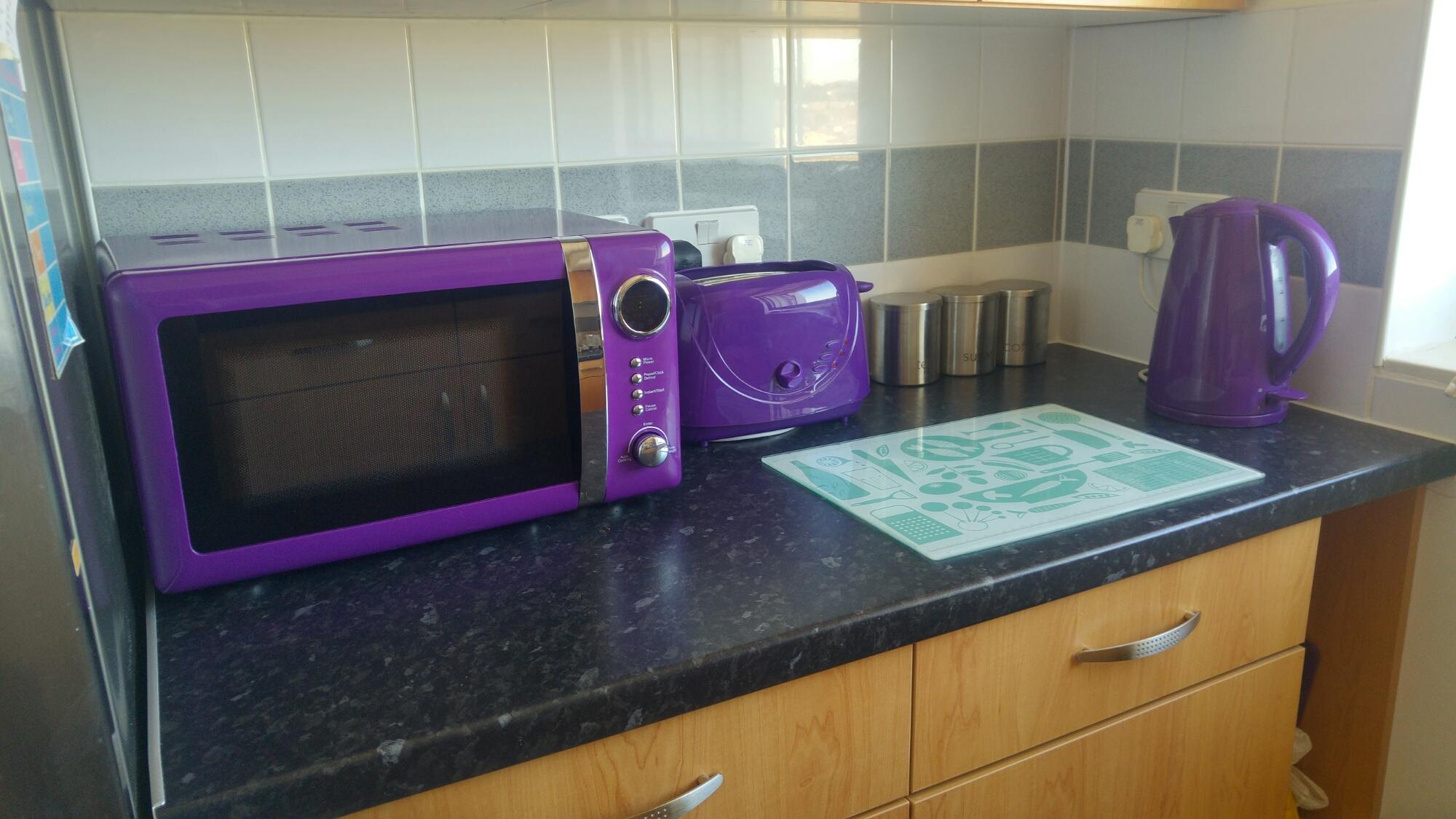 Dream Purple Kitchen Bargain