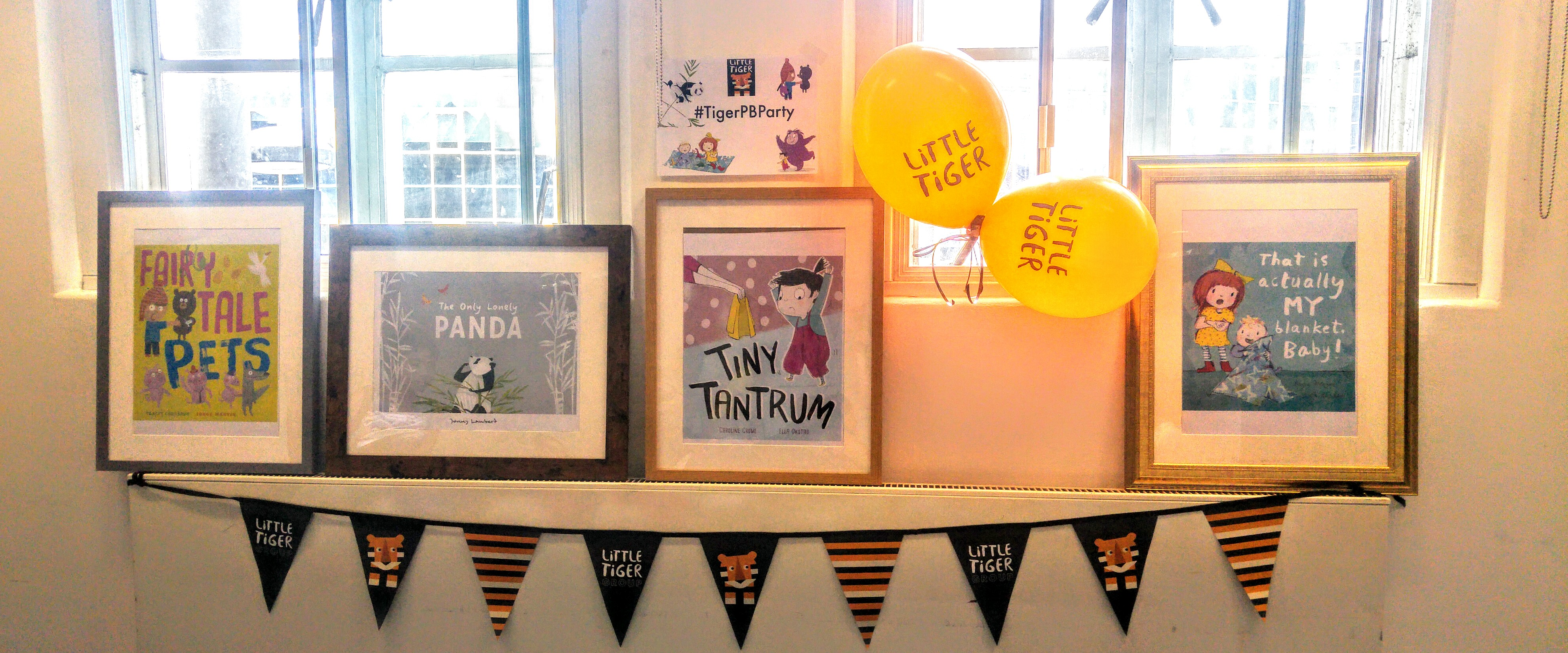 Little Tiger Press Books 30th Birthday