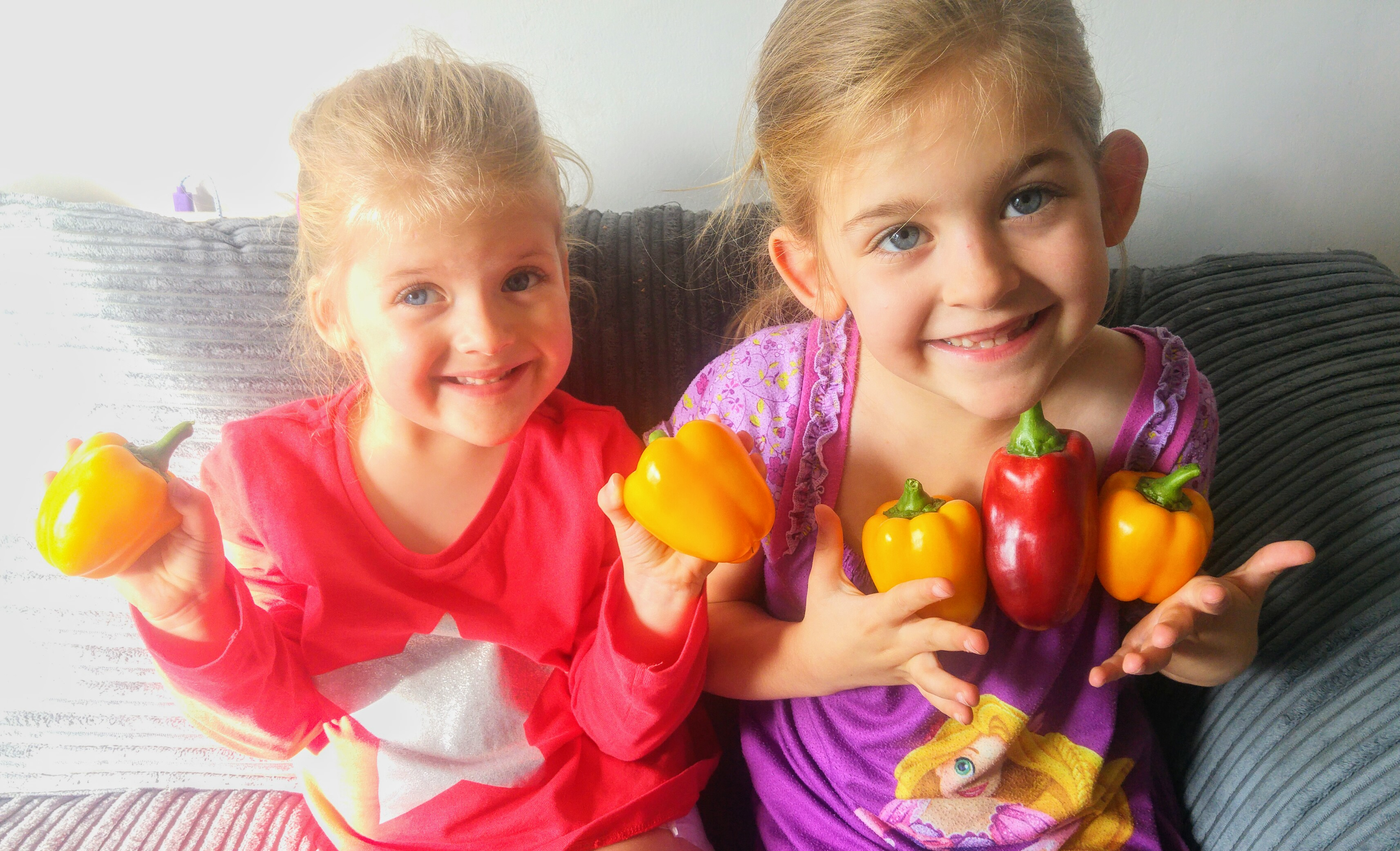 Eva & Izzy's Peppers