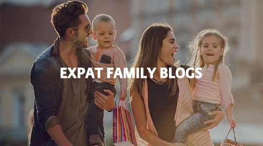 5 Expat Family Blogs