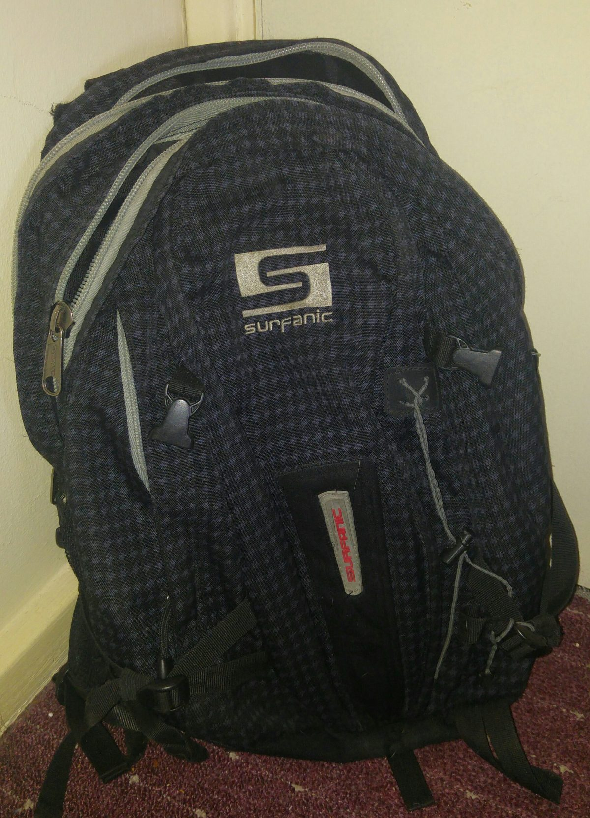 Surfanic backpack