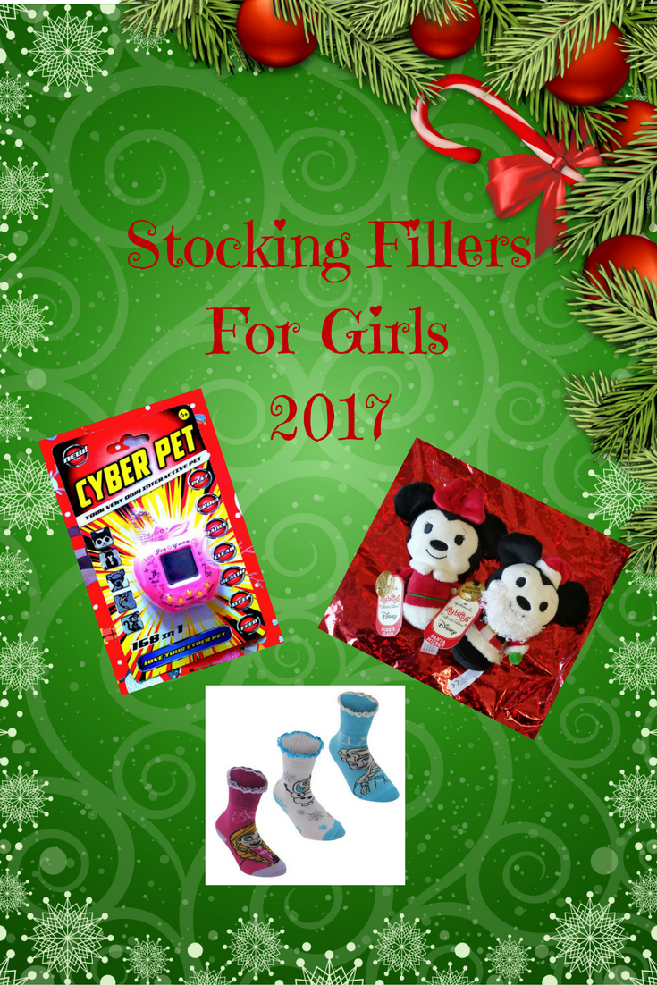 Stocking Fillers For Girls 2017