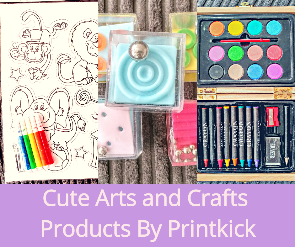 Cute Arts and Crafts Products By Printkick