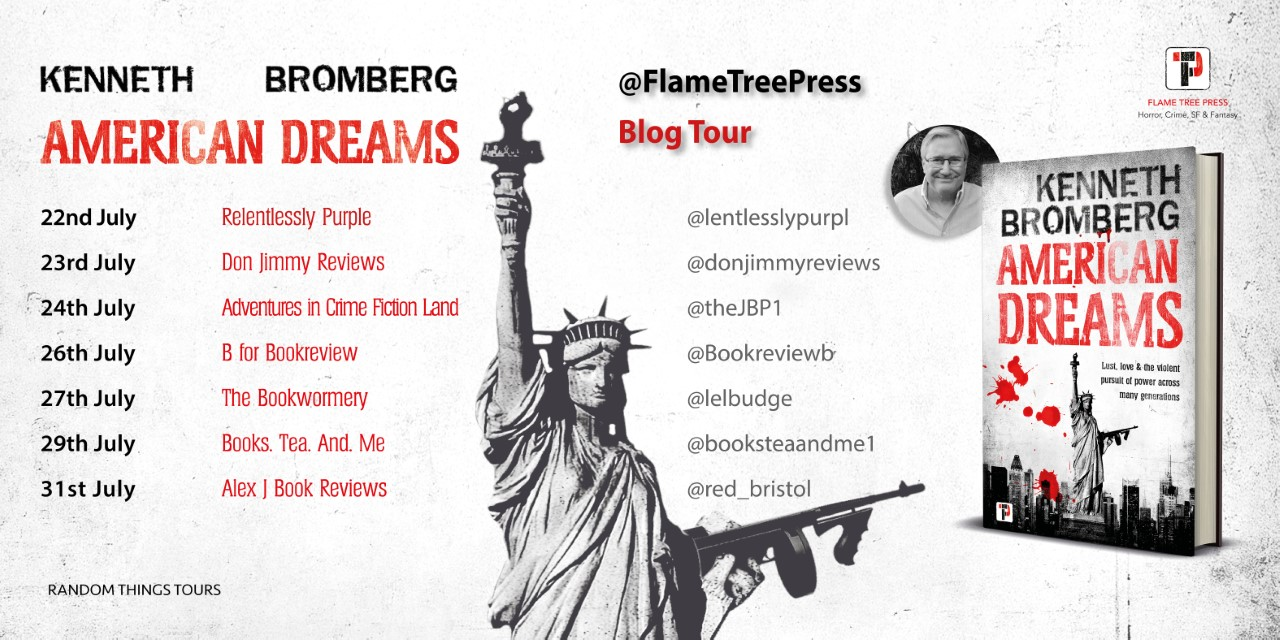 American Dreams Blog Tour